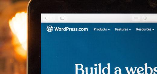 wordpress自建網站