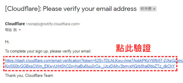 cloudflare驗證