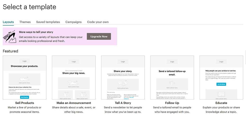 如何設計你的郵件並發送給目標對象